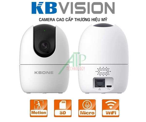 lắp camera wifi kbone giá rẻ thông minh