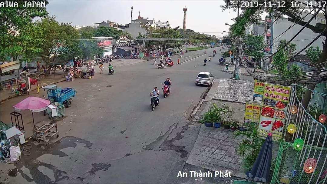 lắp đặt camera giám sát an ninh khu phố giá rẻ chất lượng