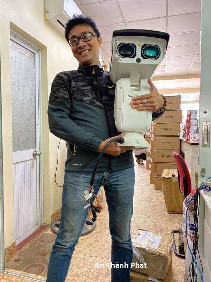 lắp camera giám sát công trình chuyên dụng chất lượng