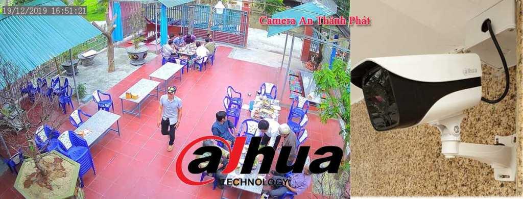 Lắp camera Dahua giá rẻ tiết kiệm chi phí full hd 1080p