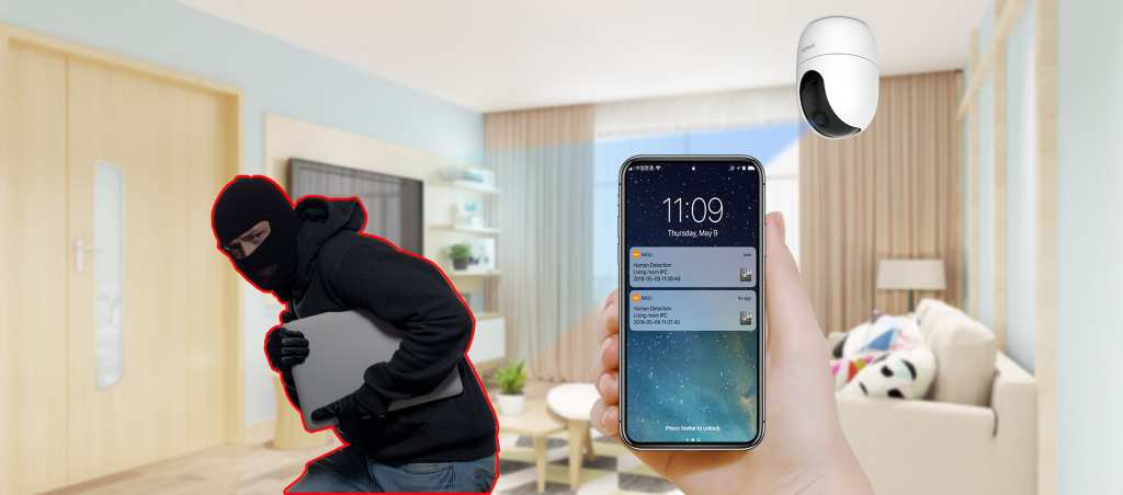 Camera chống trộm báo qua điện thoại giá bao nhiêu Camera chống trộm: cần chọn các vị trí lắp trên cao để trộm không lấy cắp camera XEM TOP CAMERA GIÁ RẺ Với các dòng sản phẩm camera giám sát qua điện thoại thì không thể không nhắc tới chức năng báo động