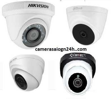 mẫu camera dome hồng ngoại giá rẻ