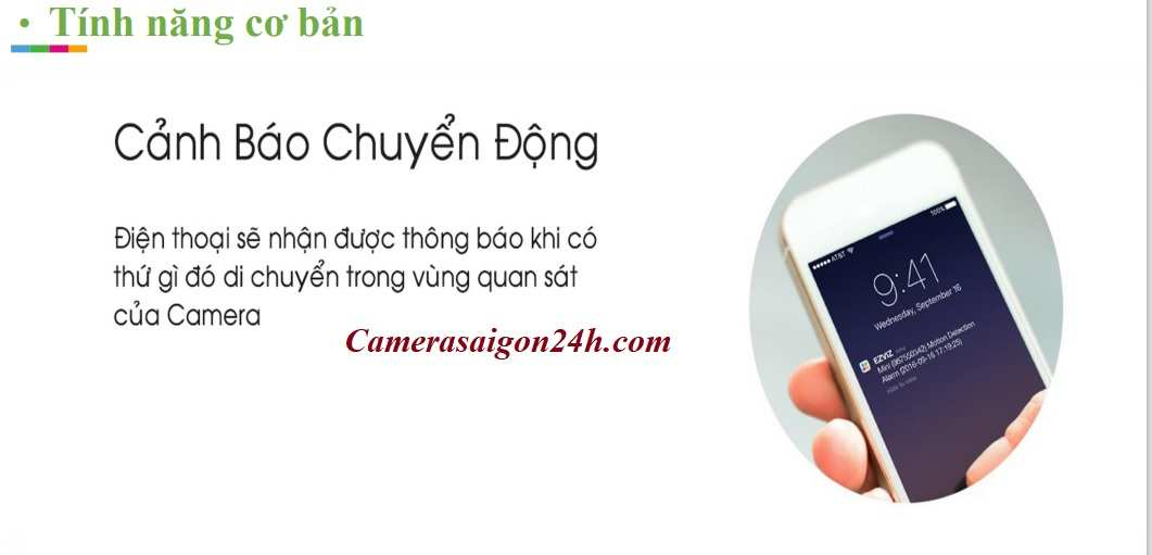 camera chinh hang ezviz co tot khong