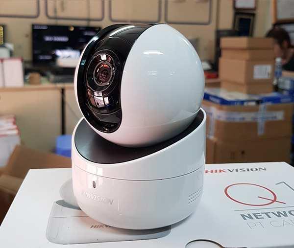 lắp camera wifi không dây hikvision