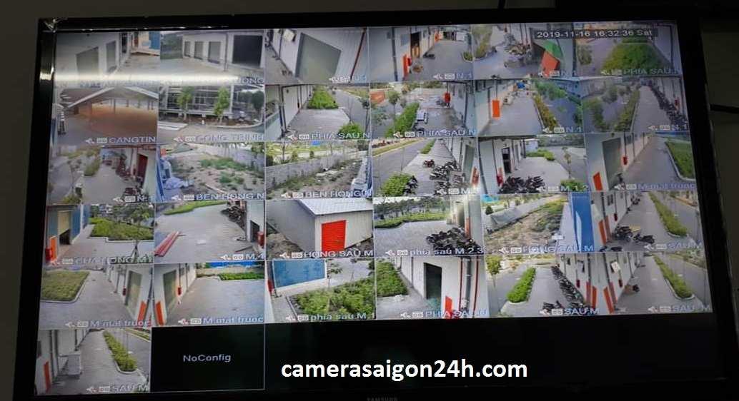 lắp camera giám sát bảo vệ an ninh khu phố