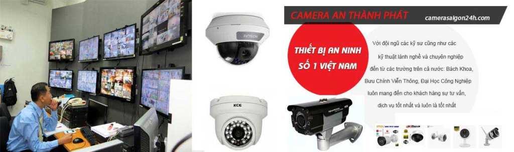 lắp camera giám sát hàng đầu giá rẻ TPHCM
