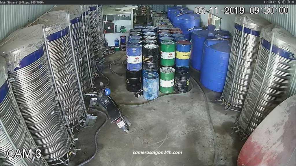 lắp đặt camera giám sát nhà xưởng xưởng sản xuất