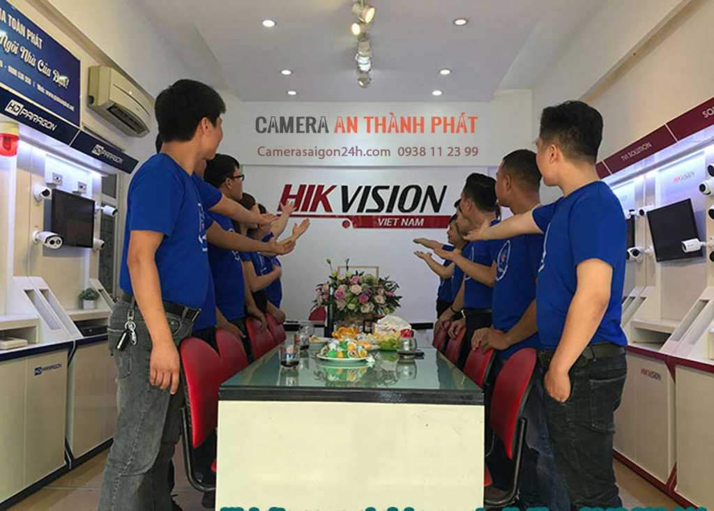 côn gty lắp caamera hikvision an thanh phat