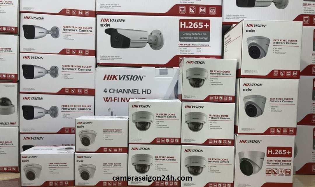 lắp đặt camera quan sát hikvision giải pháp camera giám sát chất lượng