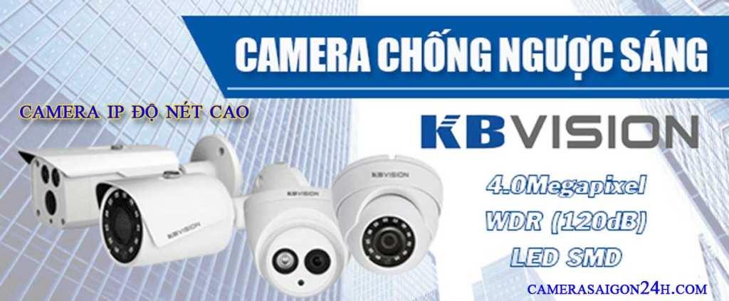lắp camera ip kbvision chất lượng tốt