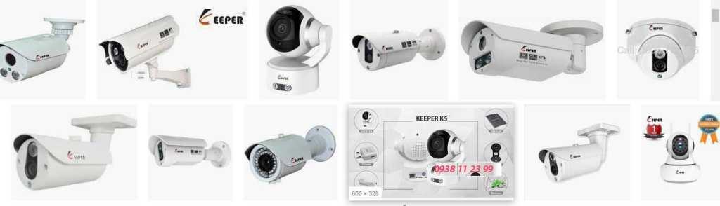 Báo Giá Lắp đặt camera keeper giá ẻ