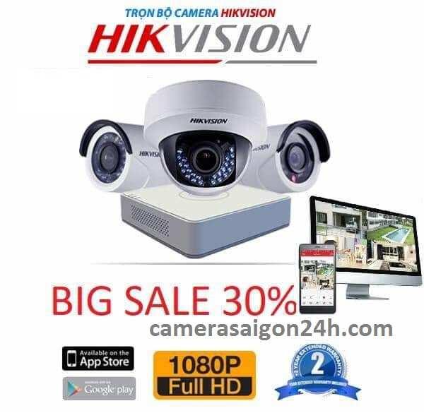 lắp đặt camera giám sát chất lượng hikvision cho văn phòng