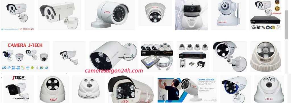 lắp camera quan sát jtech giá rẻ