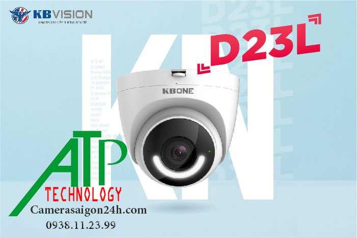 camera quan sát kbone kn-d23l