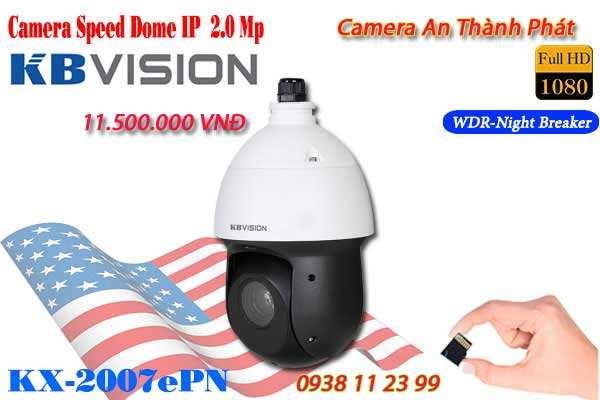 lắp camera Speedom kbvision