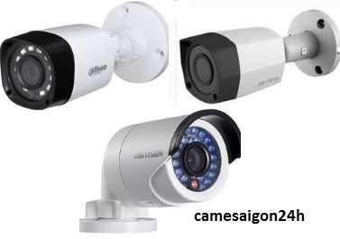 mẫu camera thân hồng ngoại giá rẻ