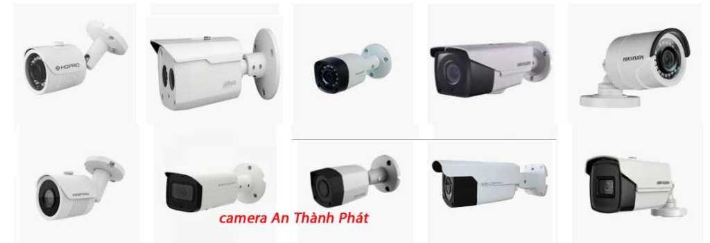 camera giám sát thân trụ hồng ngoại tại tphcm