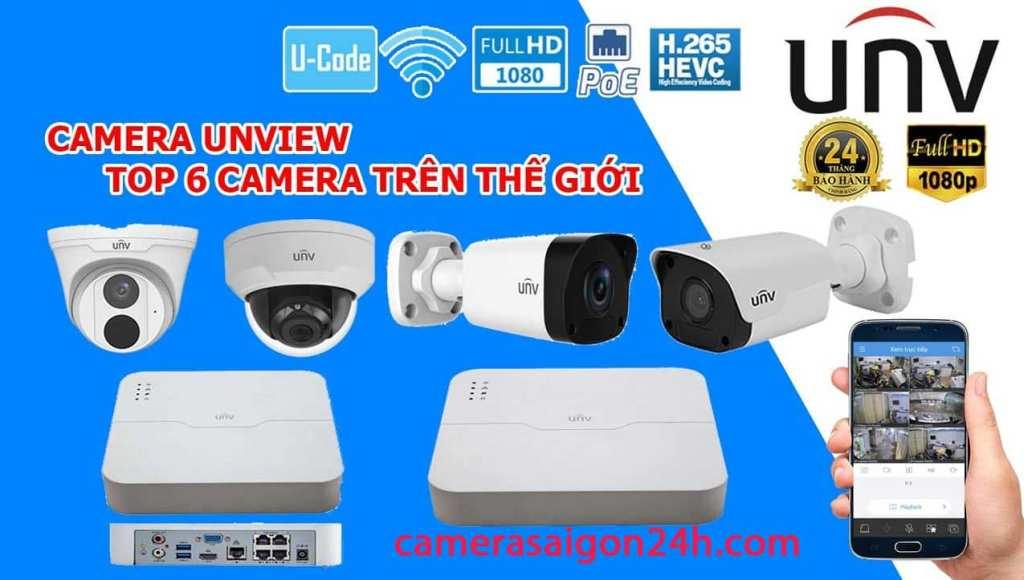 camera quan sát unv chất lượng dịch vụ lắp camera quan sát unv hàng đầu