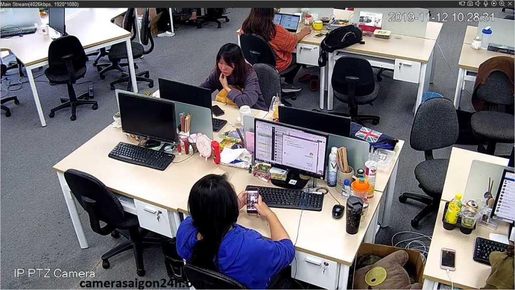 lắp camera giám sát văn phòng siêu nét