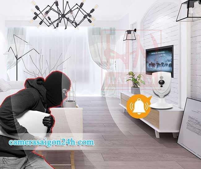 Mua ngay Camera Ebitcam Cube EBF4 chính hãng giá tốt tại Camera ip wifi Ebitcam EBF4 cube 2MP góc rộng 109°