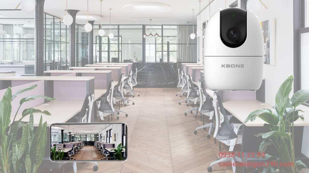 lắp đặt camera quan sát wifi kbone giá rẻ