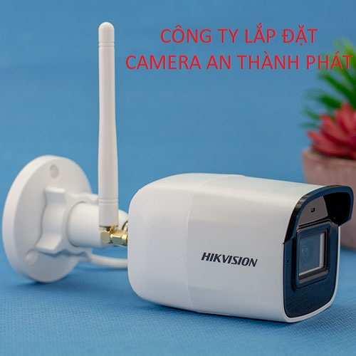 lắp camera wifi hikvision chính hãng giá rẻ