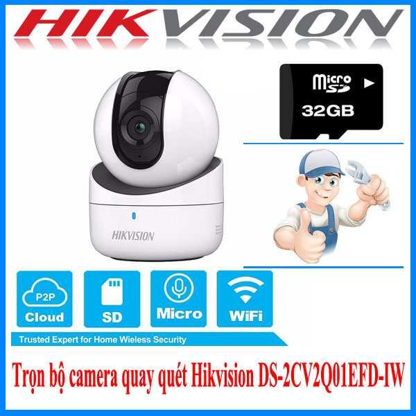 camera wifi xoay 360 hikvision