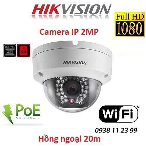 Lắp camera wifi hikvision giá rẻ cho văn phòng
