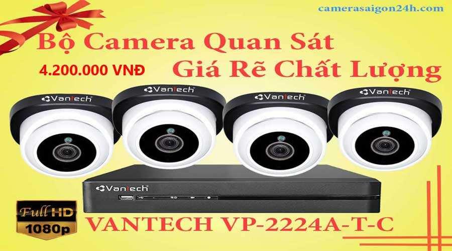 camera analog Vantech VP-2224A-T-C chính hãng giá rẻ