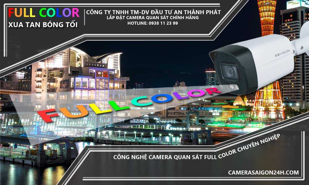 camera full color chính hãng giá rẻ