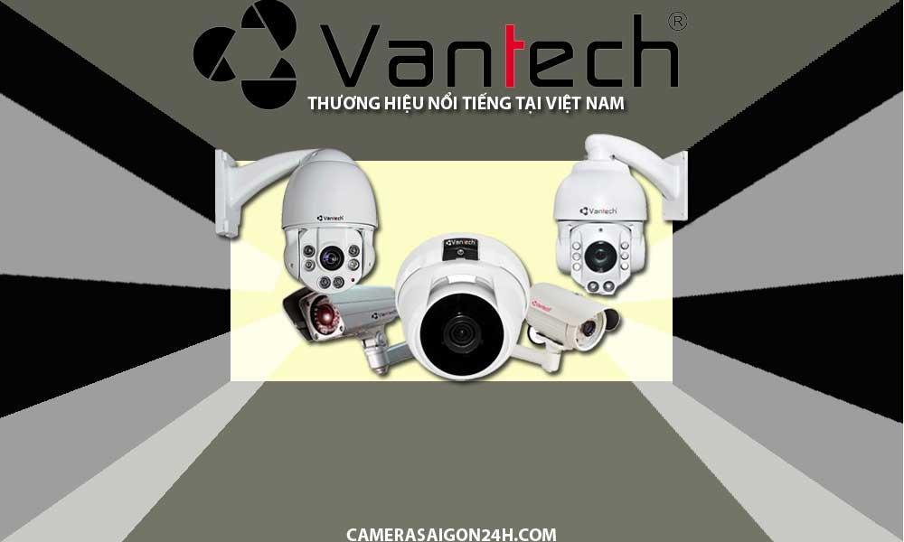 Phân phối camera chính hãng giá rẻ vantech