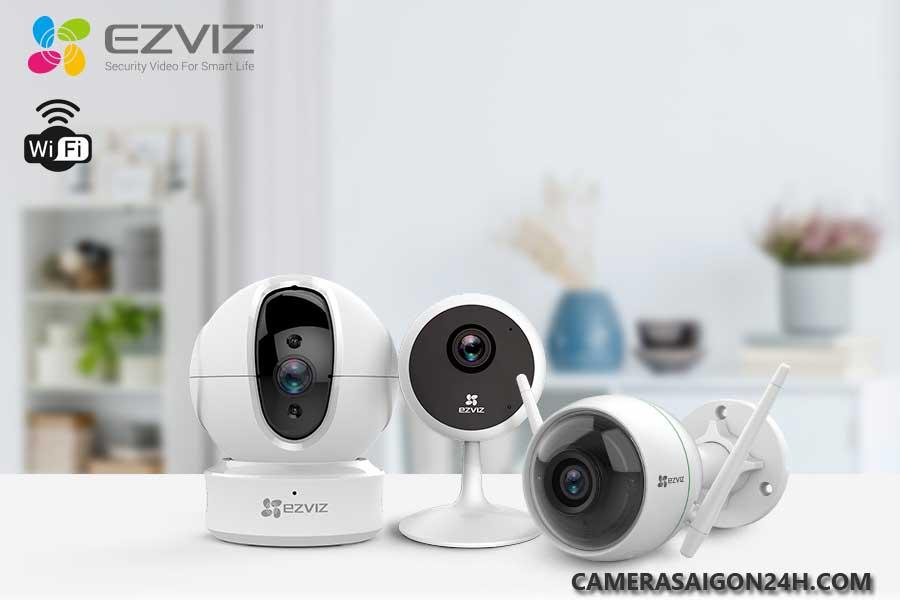 Camera quan sát wifi cho gia đình chính hãng giá rẻ