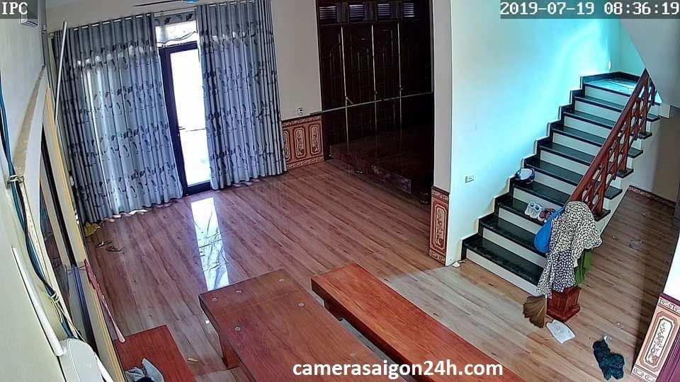 lắp camera quan sát dành cho kho hàng kho xưởng giá rẻ