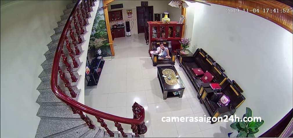 chất lượng hình ảnh camera quan sát Dahua xem quan dien thoai