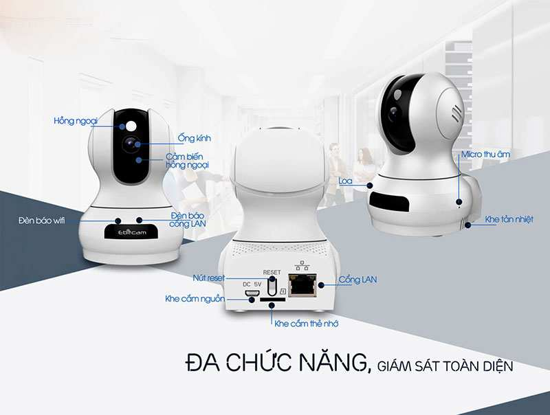 lắp camera wifi ebitcam chat luong gia re