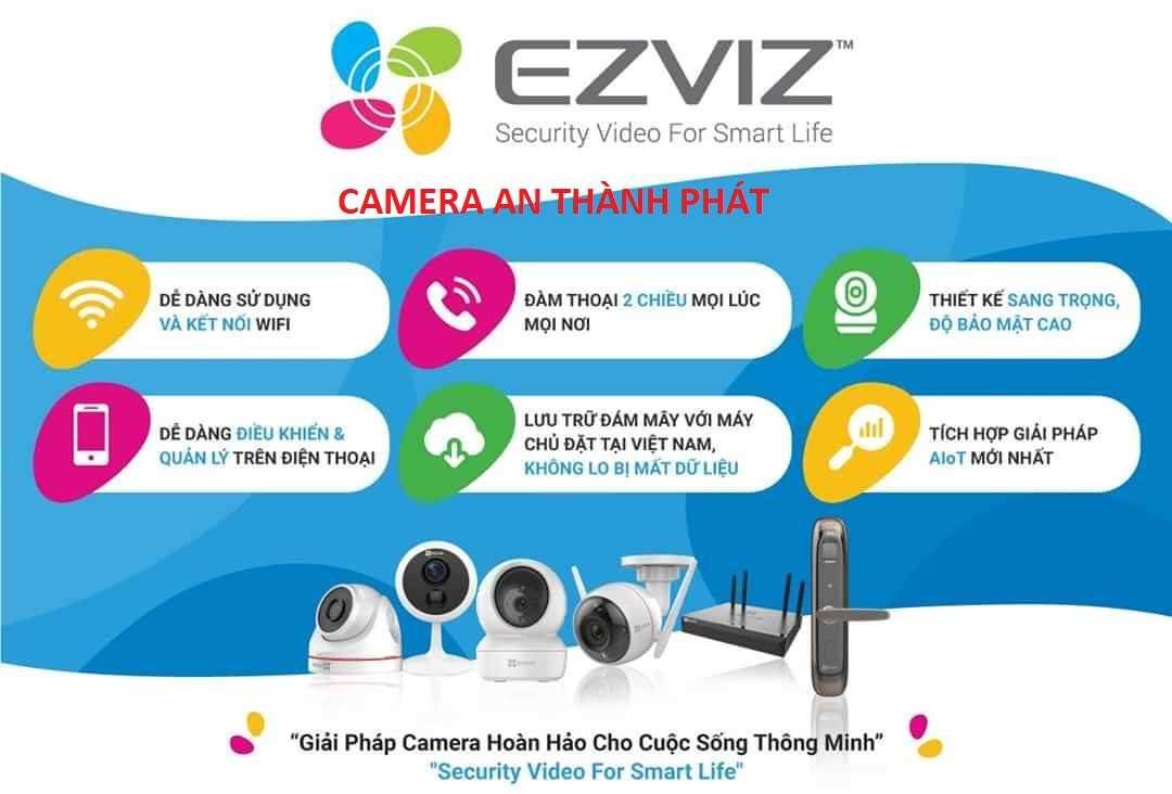 Láp camera wifi ezviz chuyên dụng dịch vụ lắp camera giám sát giá rẻ chuyên nghiệp