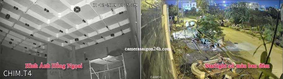 Lắp camera giám sát ban đêm giá rẻ
