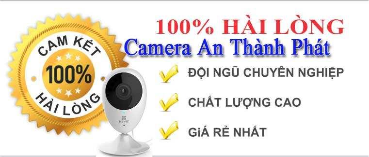công ty lắp camera uy tín giá rẻ chuyên nghiệp