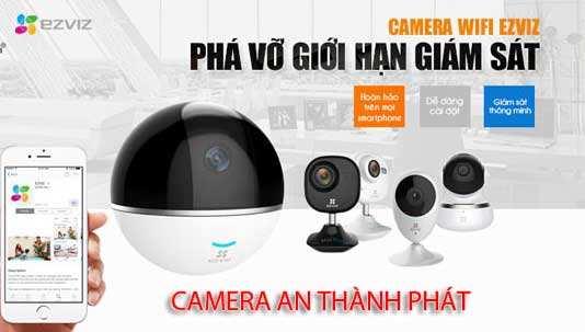camera quan sát wifi ezviz chất lượng giá rẻ