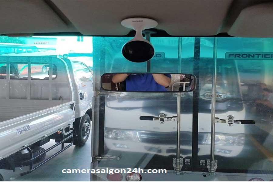 công trình lắp camera quan sát wifi thực tế