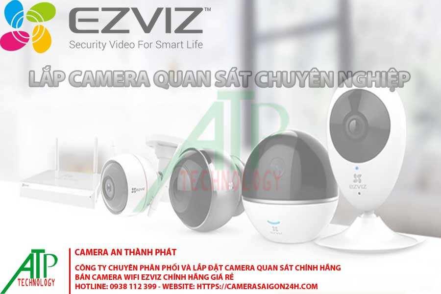 công ty lắp camera chính hãng giá rẻ An Thành Phát
