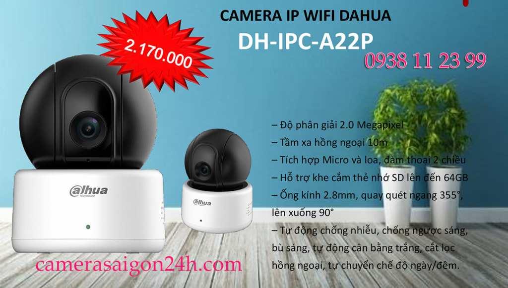 lắp camera giám sát wifi giá rẻ tiết kiêm xoay 360