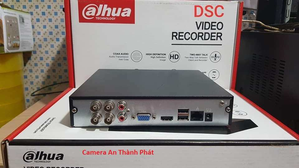 Đầu ghi hình camera quan sát Dahua