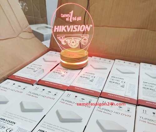 đầu ghi hình gói camera giám sát hikvision trọn bộ