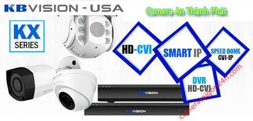 lắp camera kbvision giá rẻ chọn loại nào