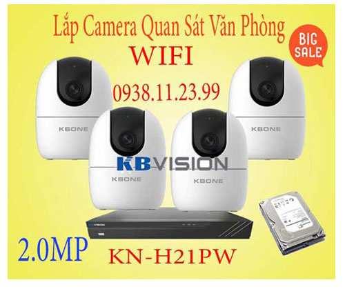 lắp camera wfii trọn bộ giá rẻ chất lượng cho gia đình cửa hàng