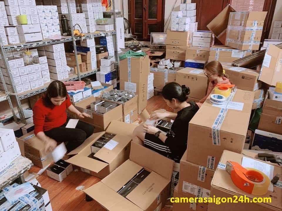 phân phối camera quan sát kbvision chính hãng