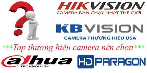 Lắp camera quan sát chính hãng chất lượng dịch vụ tốt