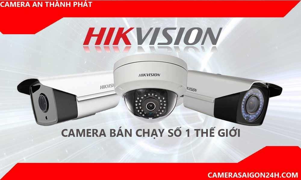 phân phối camera chính hãng hik