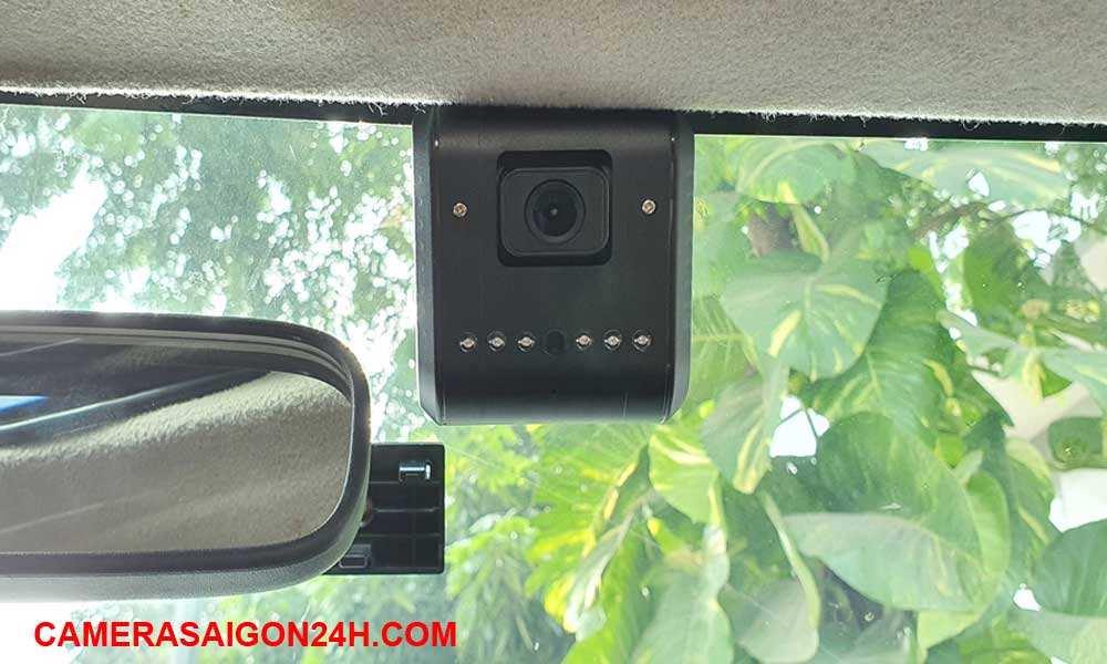 hình ảnh thực tế của camera giám sát ô tô, xe khách